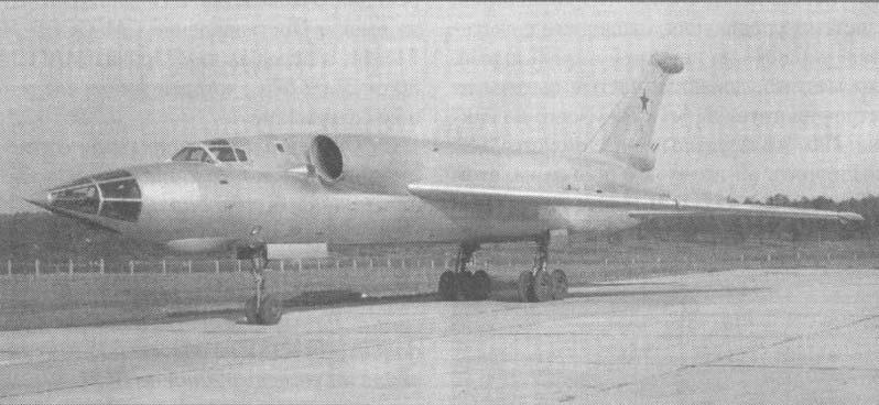 """Туполев Ту-98 (""""98"""") на заводских испытаниях"""