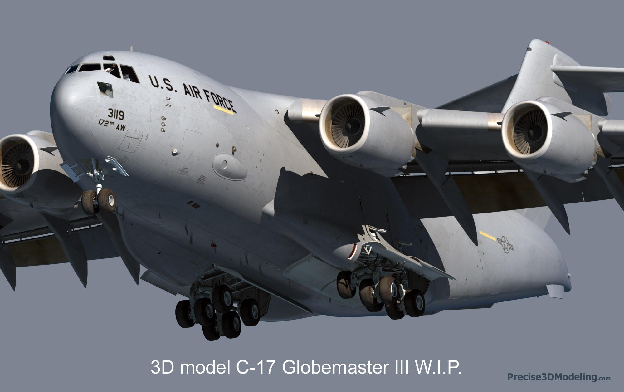McDonnell Douglas C-17